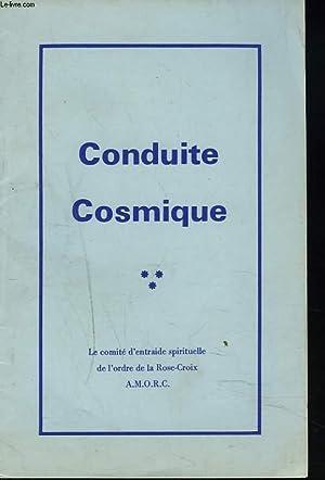 CONDUITE COSMIQUE: COLLECTIF