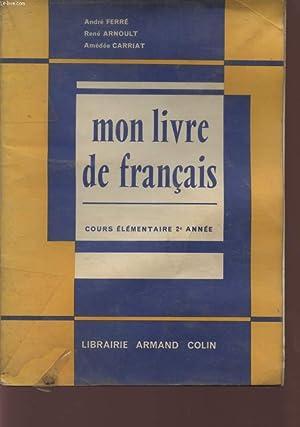 Ferre Andre Rene Arnoult Carriat Amedee Livre Francais