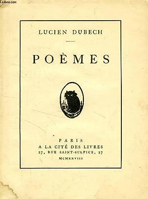 POEMES: DUBECH LUCIEN