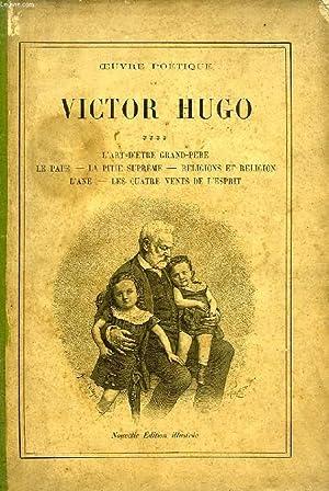 OEUVRE POETIQUE DE VICTOR HUGO: HUGO VICTOR