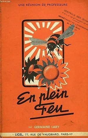 EN PEIN FEU: LARY GERMAINE