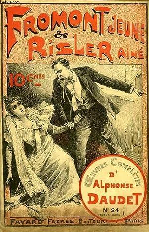 FROMONT JEUNE & RISLER AINE, EN 11 FASCICULES (COMPLET): DAUDET Alphonse