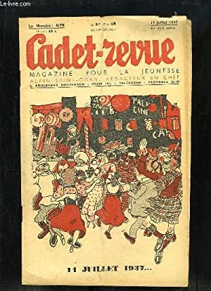 Cadet-Revue N°110 - 5ème année : Grassholm ou l'Île des Hirondelles de...