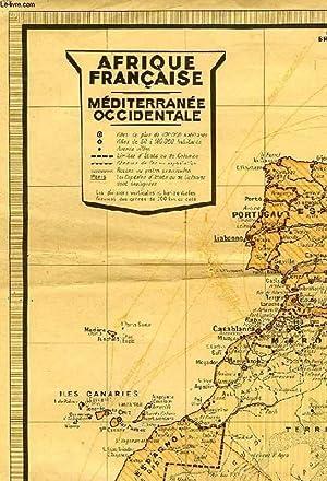 AFRIQUE FRANCAISE, MEDITERRANEE OCCIDENTALE: PAILLARD EDMOND