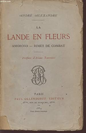 LA LANDE EN FLEURS / AMOROSO -: ALEXANDRE A.