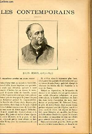 Jules Ferry (1832-1893),à suivre.: LES CONTEMPORAINS N°274 - Pierre L'Ermite.