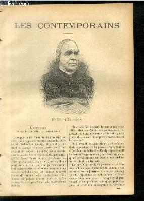 Kneipp (1821-1897). LES CONTEMPORAINS N°306: M.V. Schwendinger.