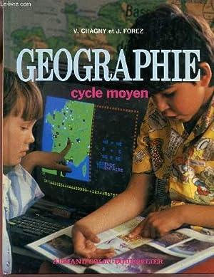 GEOGRAPHIE / CYCLE MOYEN / SPECIMEN.: CHAGNY V / FOREZ J.
