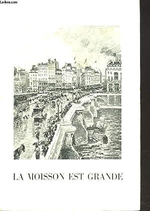 PAQUES 1945. LA MOISSON EST GRANDE.: COLLECTIF