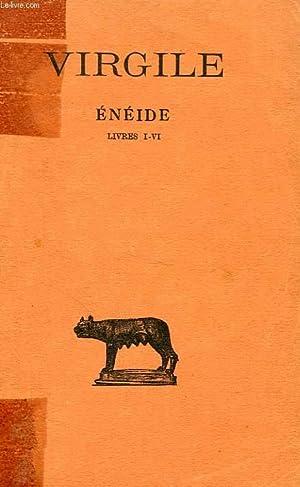 ENEIDE, LIVRES I-VI: VIRGILE, Par H. GOELZER, A. BELLESSORT