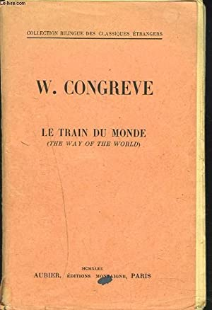 LE TRAIN DU MONDE: W. CONGREVE
