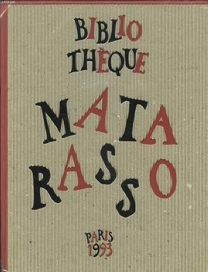 BIBLIOTHEQUE JACQUES MATASSARO. LE SURREALISME. Editions Originales-Livres: LOUDMER (COMMISSAIRES PRISEURS)