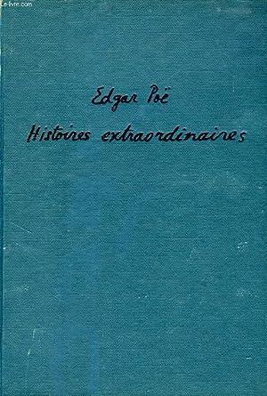 HISTOIRES EXTRAORDINAIRES: POE Edgar, Par