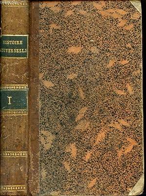 ABREGE DE L HISTOIRE UNIVERSELLE TOME PREMIER: M. A J. ROUSTAN
