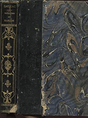 PHYSIOLOGIE DU MARIAGE OU MEDITATIONS ECLECTIQUE: H. DE BALZAC