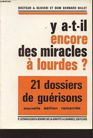 Y A T IL ENCORE DES MIRACLES: A. OLIVIERI ET