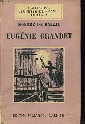 EUGENIE GRANDET: HONORE DE BALZAC