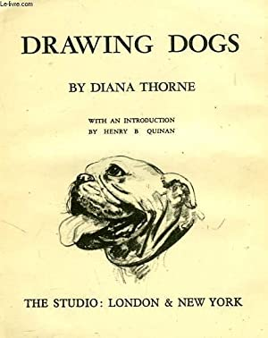 DRAWING DOGS: THORNE DIANA