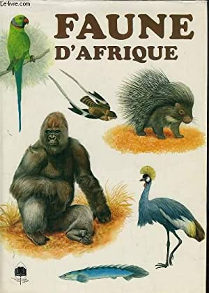 FAUNE D'AFRIQUE: JIRI FELIX