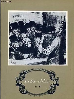 LA BOURSE DE L'ART N°8 - POTERIES: COLLECTIF