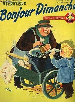 """Le Petit Canard, supplément du N°88 de """"Bonjour Dimanche"""" : L'Historien ..."""