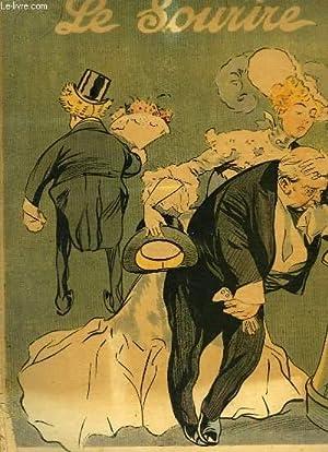 Le Sourire N°185 - 5e année : Noce de Commerçants, dessiné par BAC - Dessin de E. CADEL: DEBOUCHAUD...