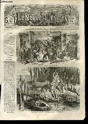 Le Nouvel Illustré N°152 - 1ère année : Affaires de Sicile, scène d...