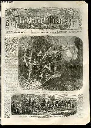 Le Nouvel Illustré N°147 - 1ère année : Engagement entre les Candiotes r&...