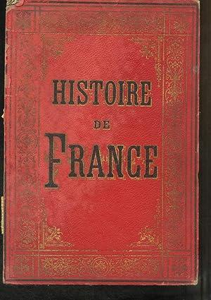 Histoire de France, depuis les temps les plus reculés jusqu'à nos jours.: PACHER Jules