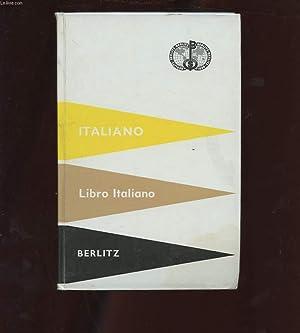 LIBRO ITALIANO: COLLECTIF