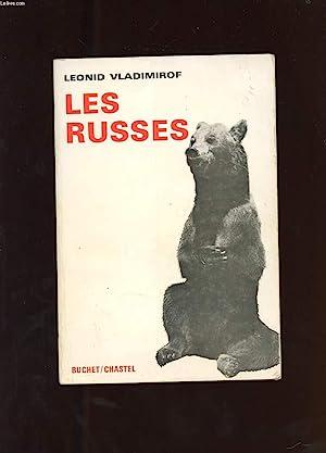 LES RUSSES.: VLADIMIROV LEONID