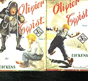 2 TOMES. OLIVER TWIST.: DICKENS CH.