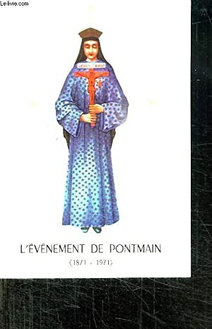 L EVENEMENT DE PONTMAIN. DIOCESE DE LAVAL.: RICHARD A M.