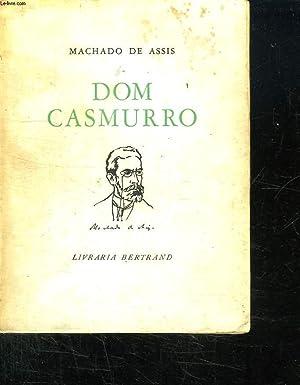 DOM CASMURRO. TEXTE EN PORTUGAIS.: MACHADO DE ASSIS.