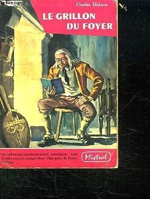 LE GRILLON DU FOYER.: DICKENS CHARLES.
