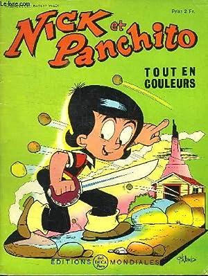 NICK ET PANCHITO N° 13. TOUT EN COULEURS.: COLLECTIF.