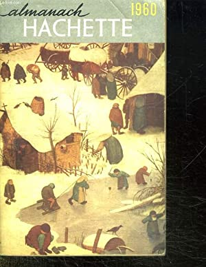 ALMANACH HACHETTE 1960.: COLLECTIF.