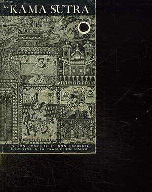 EDITION COMPLETE ON EXPURGEE DE KAMA SUTRA.: VATSYAYANA.