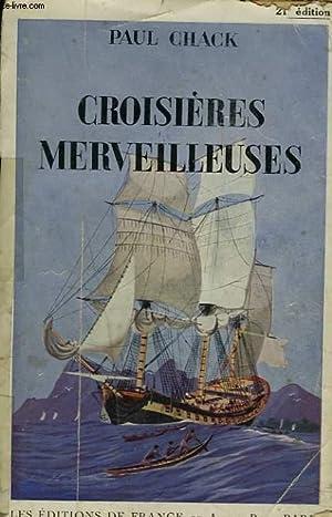 CROISIERES MERVEILLEUSES: PAUL CHACK