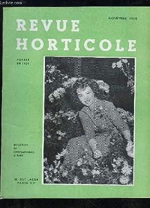 LA REVUE HORTICOLE 1950 N° 2174 -: COLLECTIF