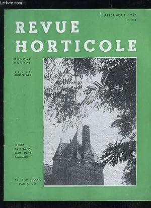 LA REVUE HORTICOLE 1957 N° 2218 -: COLLECTIF
