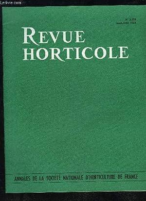 LA REVUE HORTICOLE 1964 N° 2259 - Chronique HorticoleLe Parc Floral d'Orléans — La ...