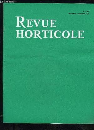LA REVUE HORTICOLE 1971 N° 2304 - Chronique horticoie Le Yang-Tao, un dilemme pour les ...