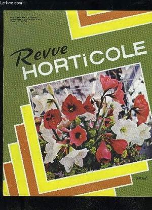 LA REVUE HORTICOLE 1973 N° 2311 -: COLLECTIF