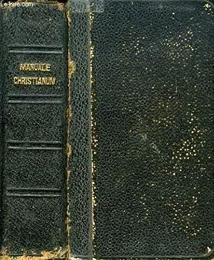 MANUALE CHRISTIANUM: COLLECTIF