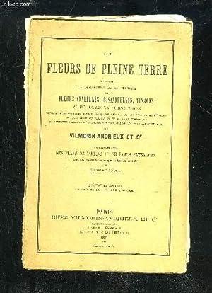 LES FLEURS DE PLEINE TERRE: VILMORIN ANDRIEUX