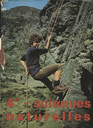4e SCIENCES NATURELLE