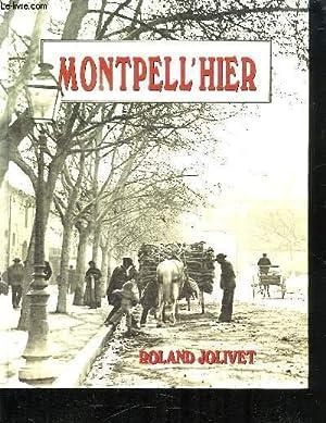 MONTPELL HIER.: JOLIVET ROLAND.