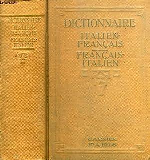 NOUVEAU DICTIONNAIRE ITALIEN-FRANCAIS ET FRANCAIS-ITALIEN: FERRARI G., ANGELI A., MICHEL L.