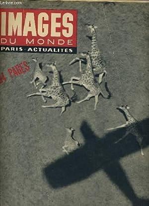 IMAGES DU MONDE N°120 - EN AVION: COLLECTIF